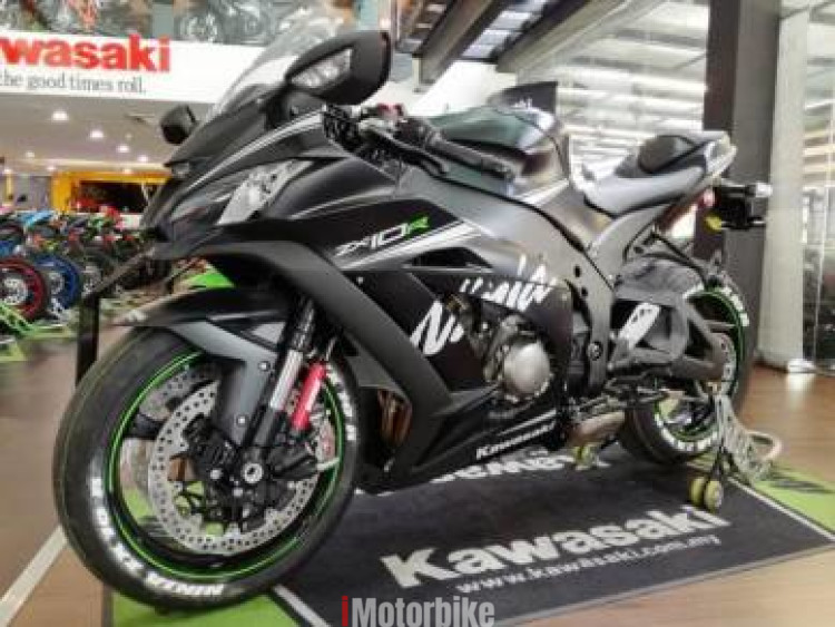 2016 Kawasaki Ninja ZX10R Merdeka Promo | New Motorcycles iMotorbike  Malaysia