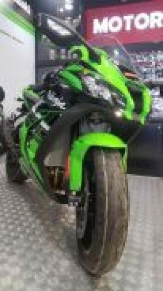 2016 Kawasaki ZX10R ZX10-R Winter Test KRT
