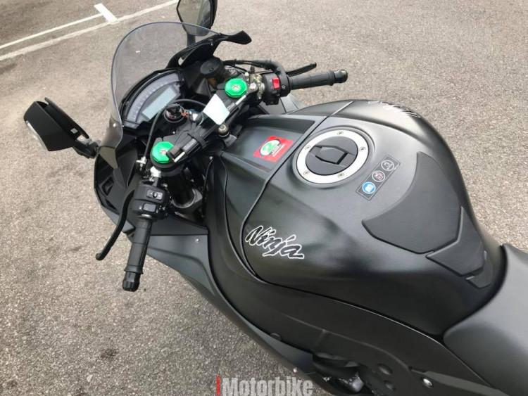 KAWASAKI ZX10R ZX-10R ZX10 ABS R1 CBR1000