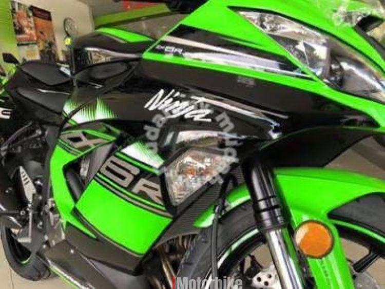 2017 Kawasaki Ninja Zx6r ABS KRT Facelift ZX636