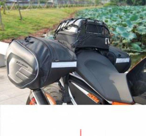 Komine SA-212 Molded Saddle Bag 46a630f346763