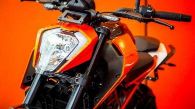 2017 KTM Duke 250 ABS 2017 New Model - Motosing