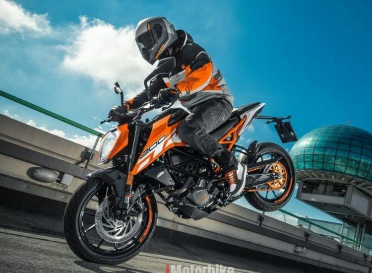 2017 Ktm Duke250 Model 2017 Orange [YES - Low Price Guarantee]
