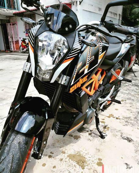 KTM DUKE 250 FOR SALE