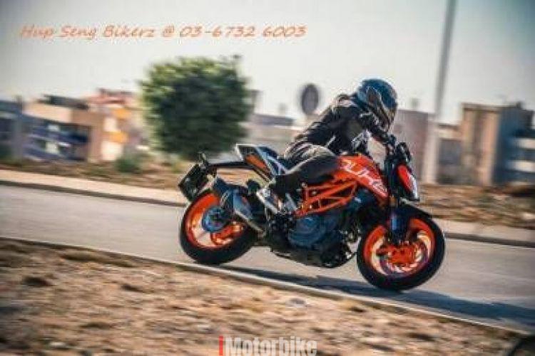 KTM DUKE 250 new model - Hup Seng Bikerz