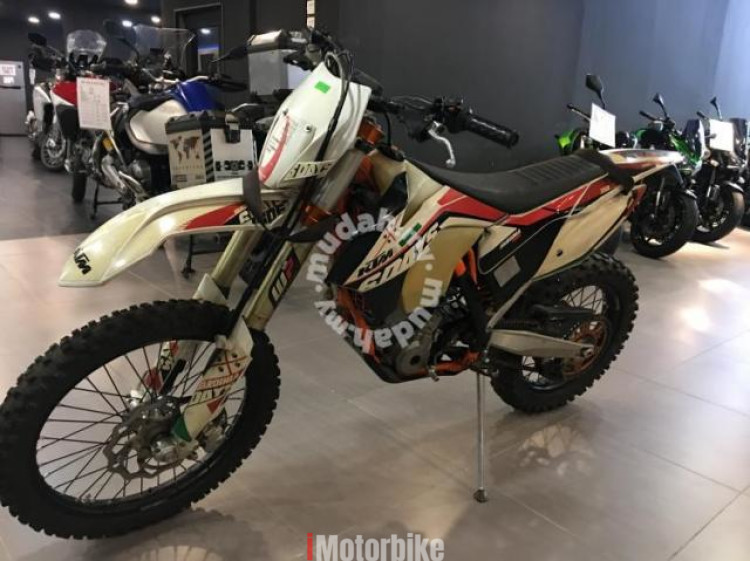 2013 KTM EXC six days 350 klx