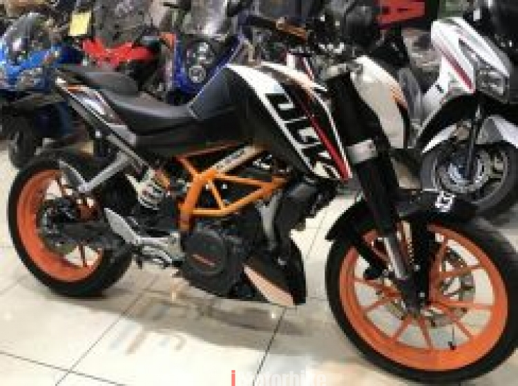 2014 KTM Duke 390 ABS Secondhand ~ Like New