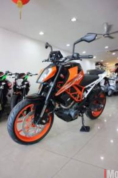2018 KTM 390 Duke ABS Slipper Clutch