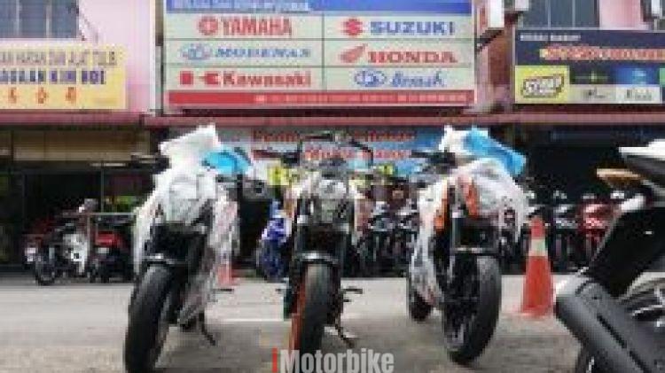 KTM DUKE390 DUKE 390 250 200 690 ABS