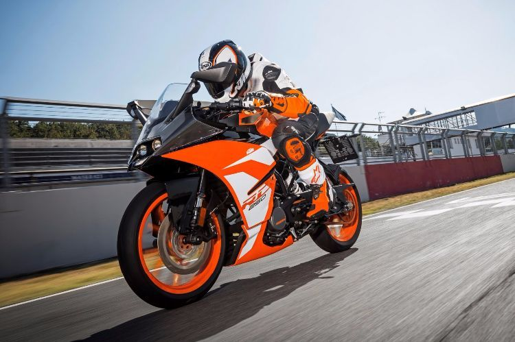 2017 Ktm RC250 Model 2017 [YES - Low Price Guarantee]
