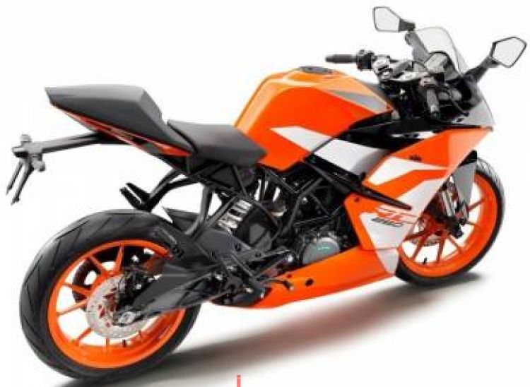 2018 KTM RC250 - 90% Credit- Special now