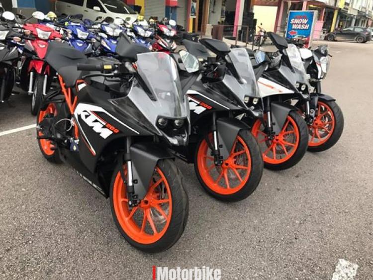 KTM RC250 RC 250 200 390 ABS
