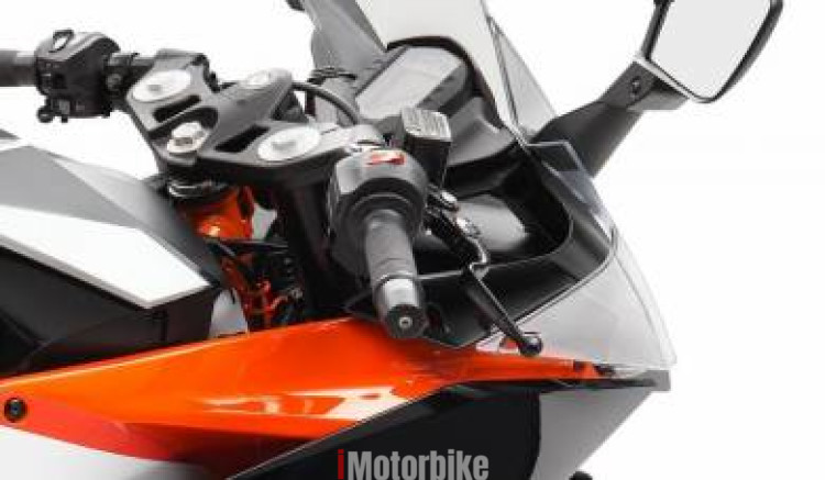 2017 Ktm RC 390 Clear stock - show room unit