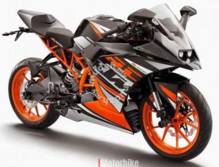 2017 KTM RC390 ABS 2017 Tunai Rebet - Motosing