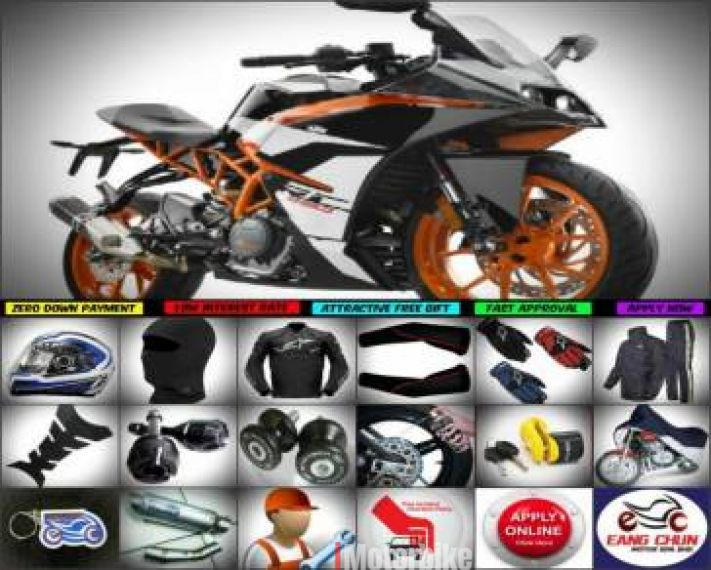 2017 KTM RC390 RC 390 - Year End Sales- Latest Model 17
