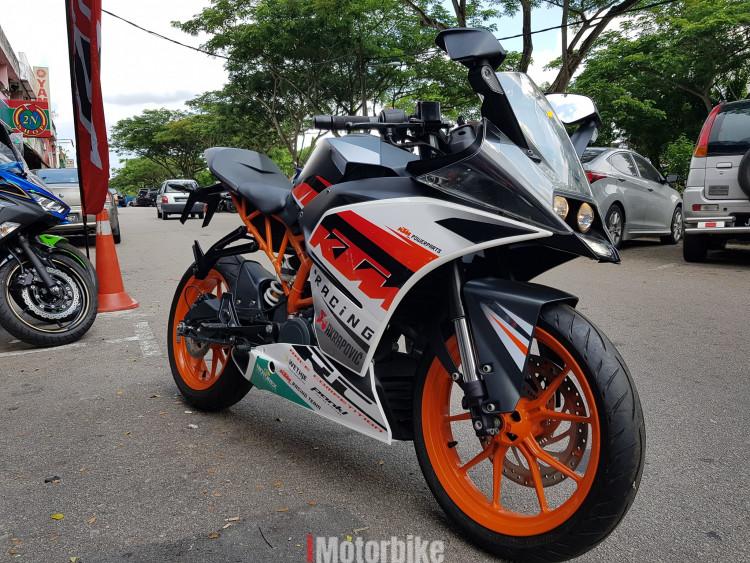KTM RC390 RC 390 250 690 ABS