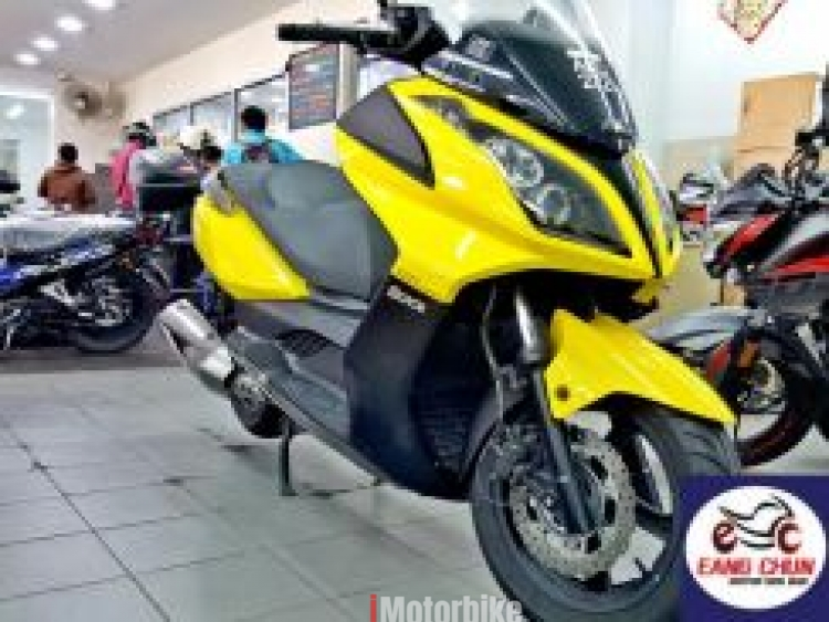 2016 2nd hand - Kymco Downtown 200i - Low Mileage