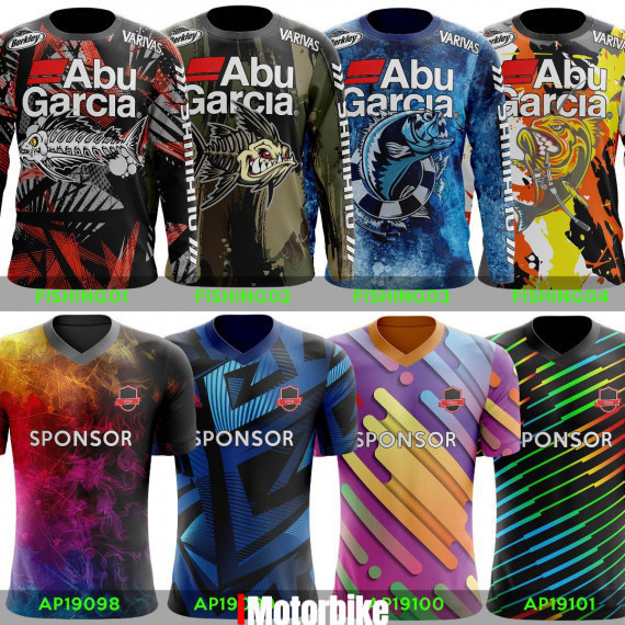 Malaysian Bikers Sublimation T-Shirt