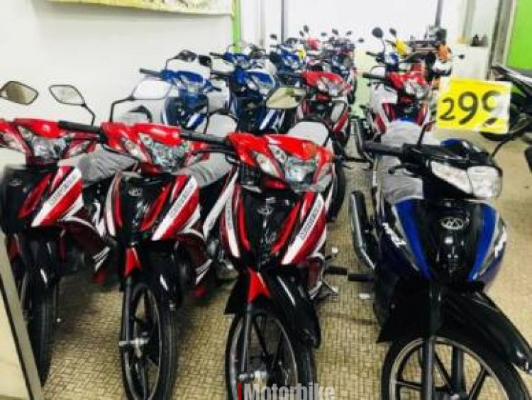 2017 Modenas ct100 - apply online-(ic only)