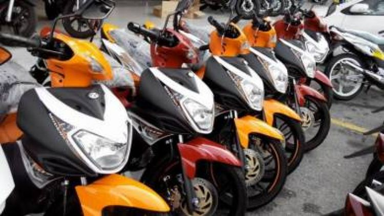 2017 Modenas ACE 115 - (apply online)- IC ONLY