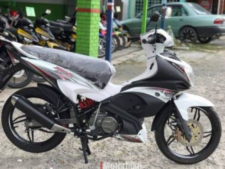 2018 2018 Modenas ACE 115 -  (freeapply online)- IC ONLY
