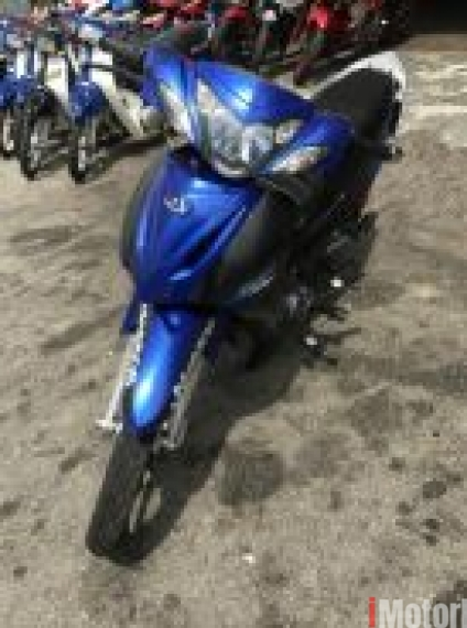 2012 Modenas CT 100 GOOD CONDITION Loan Kedai