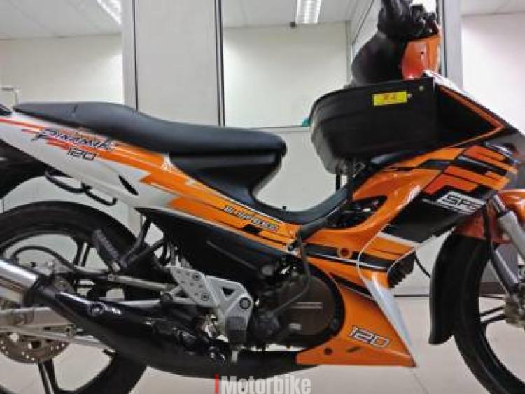 2016 Modenas Dinamik120 Y125Z -