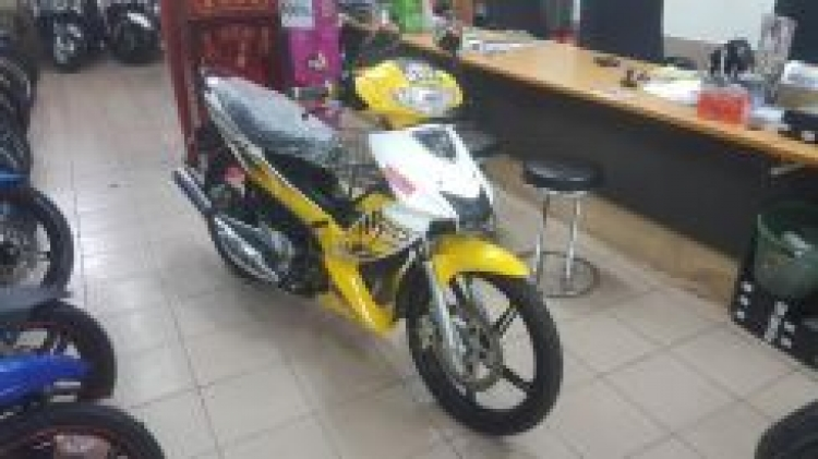 2015 Modenas Dinamik 120 VERY NEW