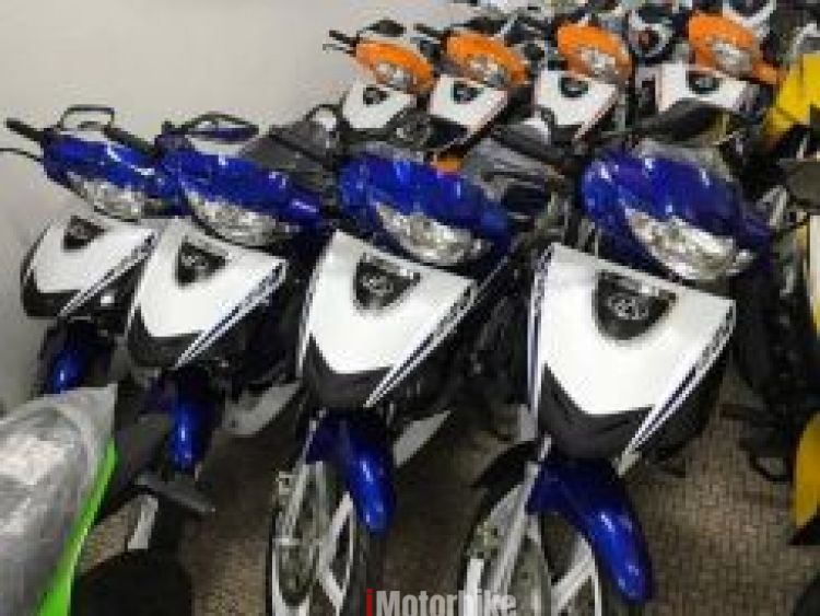 2017 Modenas dinamik 120 -apply online -ic only
