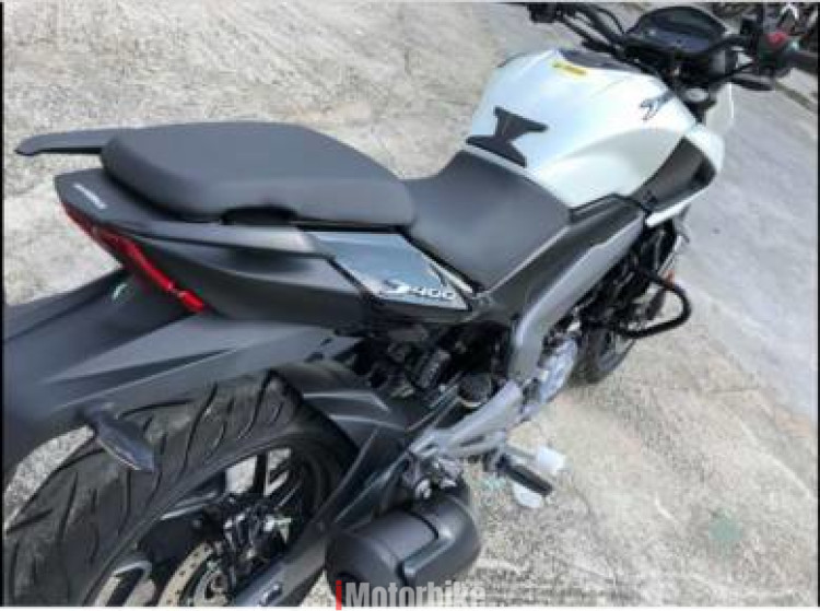 2018  Modenas Dominar 400ABS READY STOCK SML