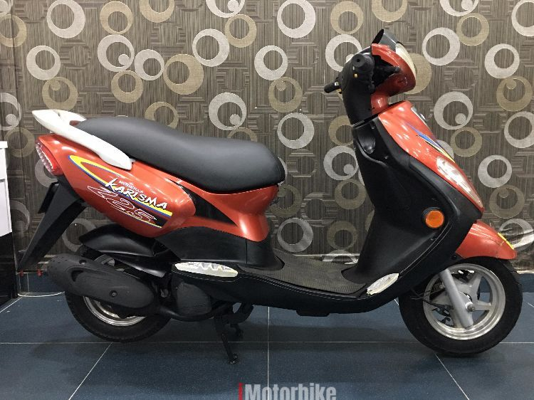 2003 Modenas Karisma 125 (Good Condition)