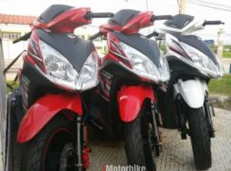 2016 Modenas Karisma 125(kymco) (Whatapps-Free Apply)