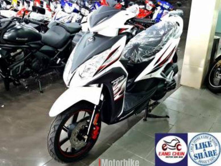 2017 Modenas Karisma 125 Ecm CNY SALES OFFER
