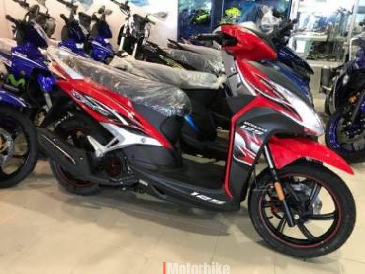 2017 Modenas karisma 125 scooter