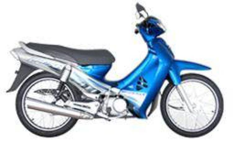 2007 Modenas KRISS 100 (2nd Hand) CASH URGENT