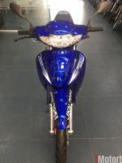2007 2007-Modenas Kriss 120 (1 owner Used)