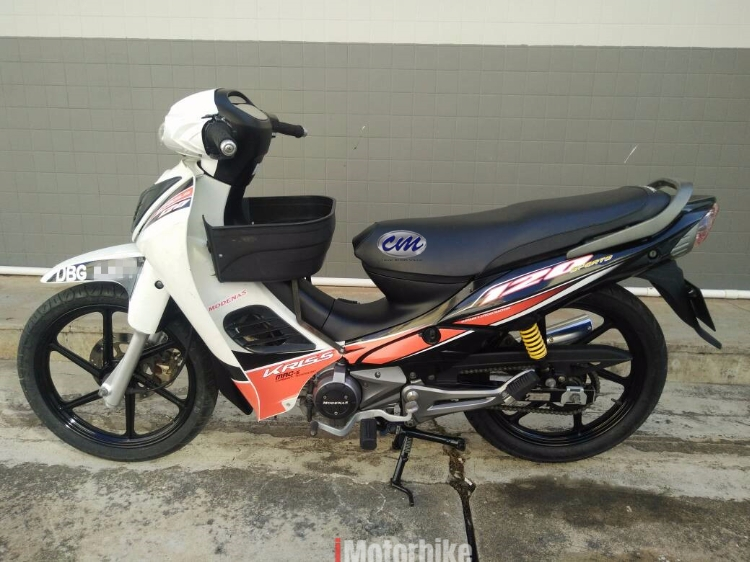 2008 Modenas KRISS 120 Starter - Secondhand