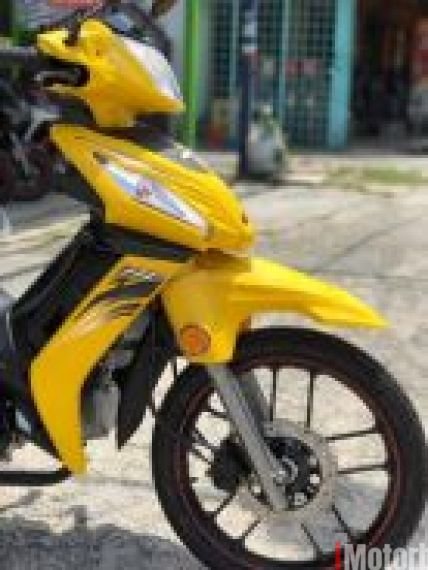 2017 MODENAS MR2 - (apply online)- IC ONLY