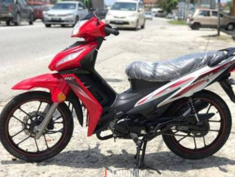 2018 MODENAS MR2 -apply online -ic only