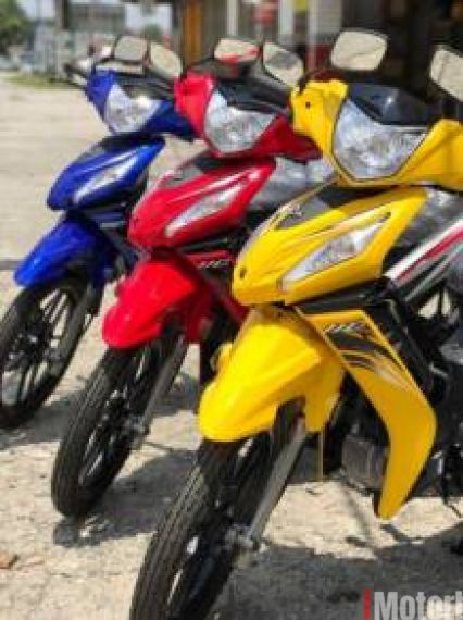 2018 MODENAS MR2 - (apply online)- IC ONLY