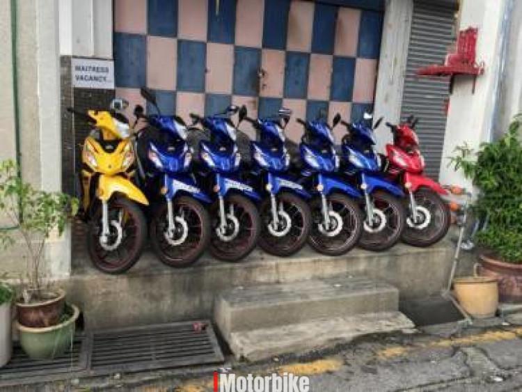 2020 Modenas Kriss Mr2  New
