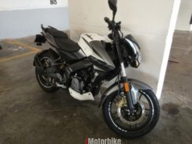 2017 2nd Hand Limited Edition NS200 Pulsar for Sale
