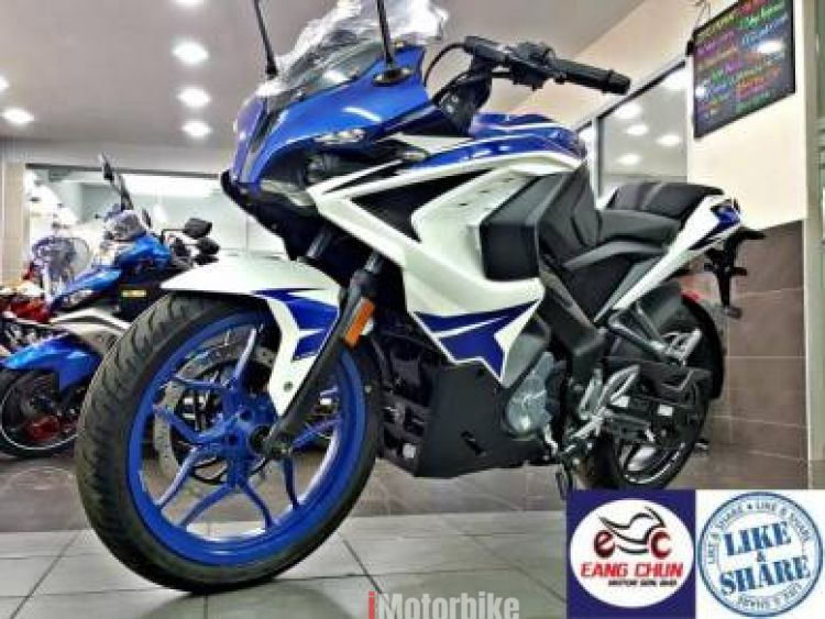 2017 Modenas Pulsar RS200 - Apply Online- Sales Now 1