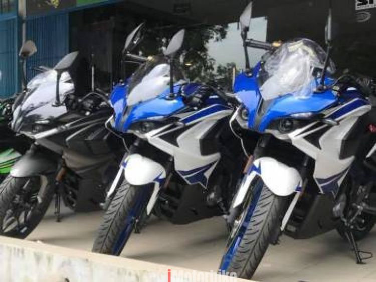 2017 Modenas rs200 / rs 200 abs system