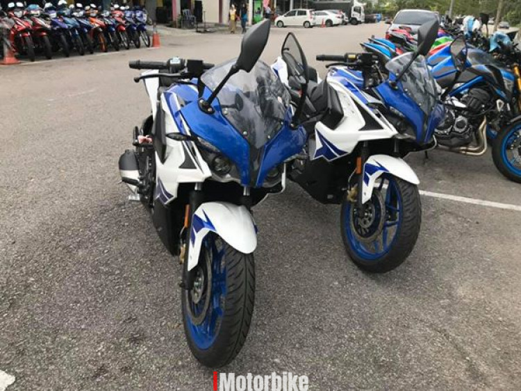 MODENAS PULSAR RS 200 RS200 Rs200 Rs ABS