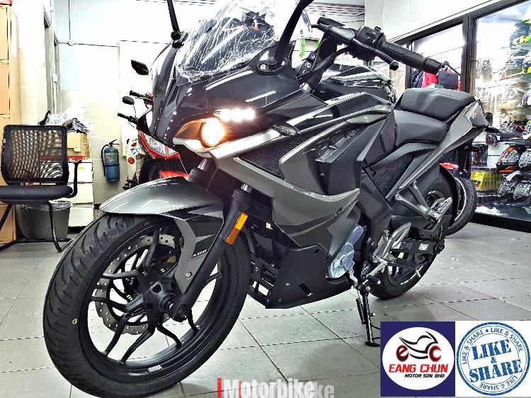 2019 Modenas RS200, RM10,750 - Blue Modenas, New Modenas Motorcycles,  Modenas Kuala Lumpur | imotorbike my