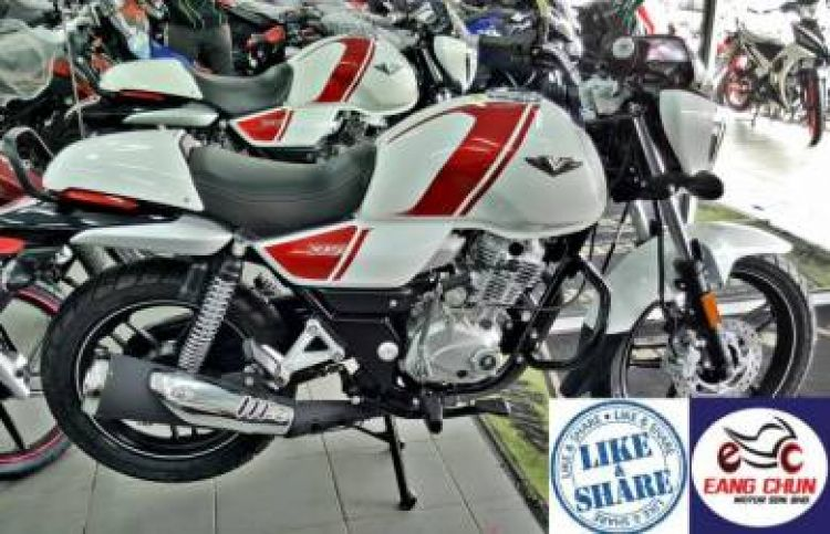 2017 Year End Sales Modenas V15 VT150 New 2017 ECM 1