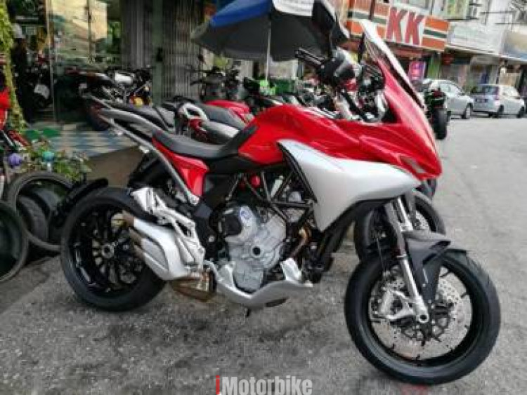 2017 Mv agusta veloce tracer versys gs africa twin