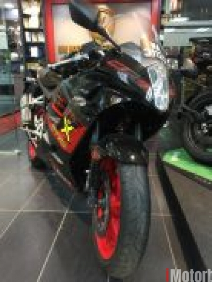 2014 Secondhand Naza Blade 250R - TBR Edition - Special