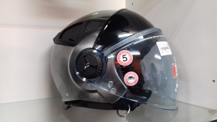 Nolan Helmet 33 Evo Grey Size M